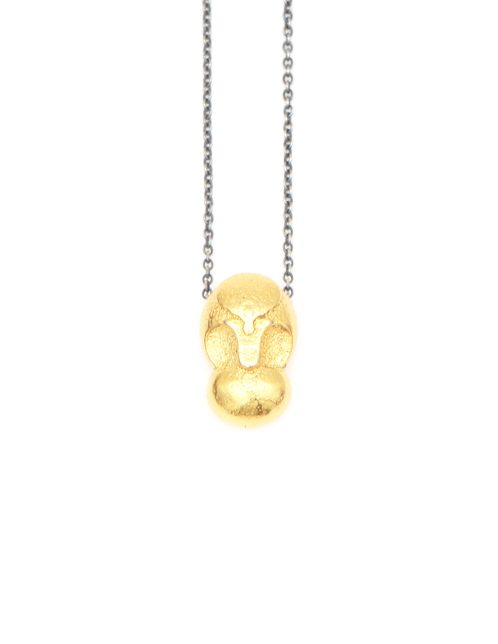 Maryvonne Wellen Jewellery - Necklace - New nomad nugget - searching soul